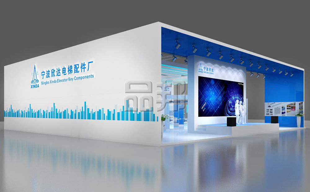 上海展览搭建