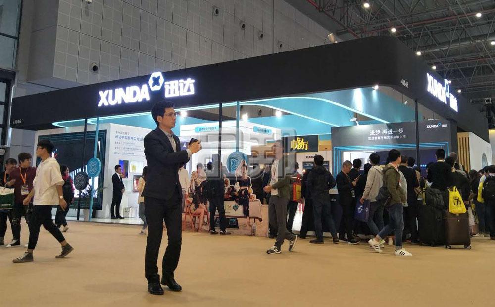 上海展台制作