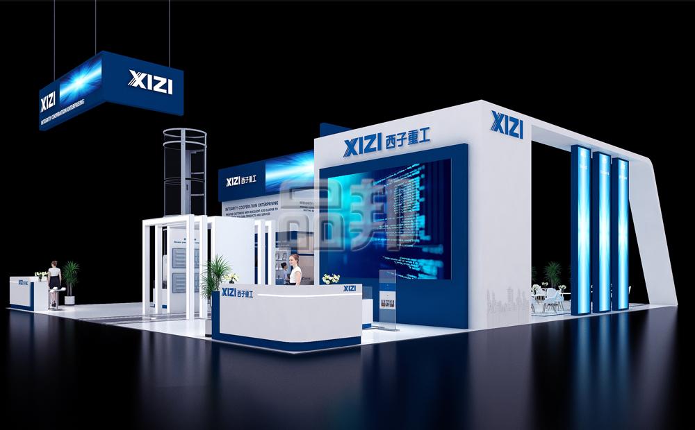 上海展台装修服务