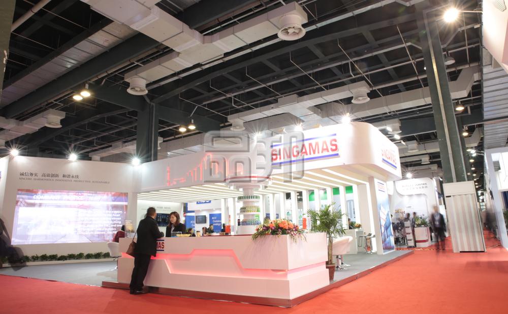 上海展台布置公司