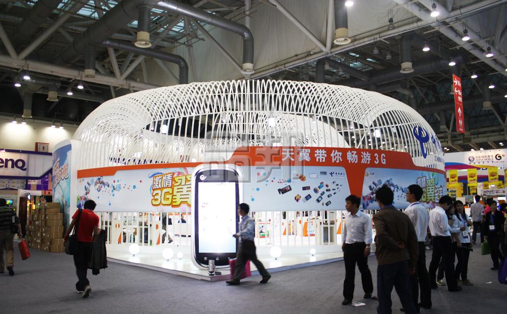 上海展台装修公司